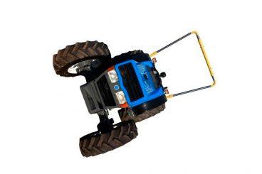 Control de vuelco tractores